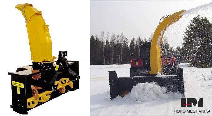 Sniego pūtikas SB 2000