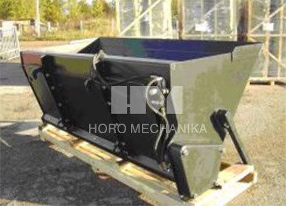 Smėlio barstytuvas SP 100-150
