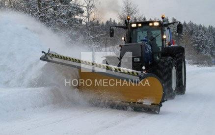 Sniego verstuvas Stark AL