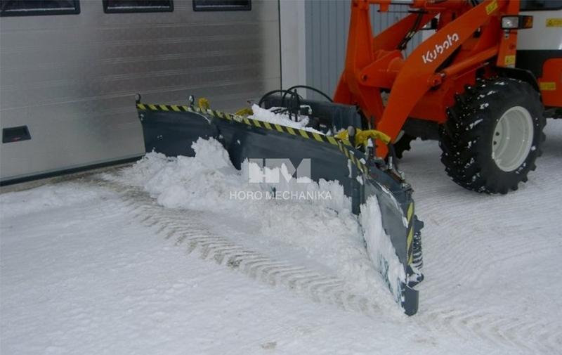 Šarnyrinis sniego verstuvas Stark NL