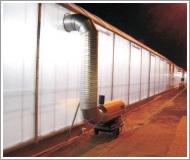 Kad degimo produktai efektyviai pasišalintų iš patalpos, dūmtraukis 3 metrus nuo šildytuvo dūmtakio galo turi būti tiesus.