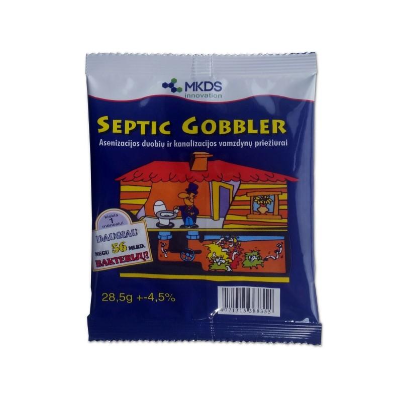 Septic gobbler mikroorganizmai